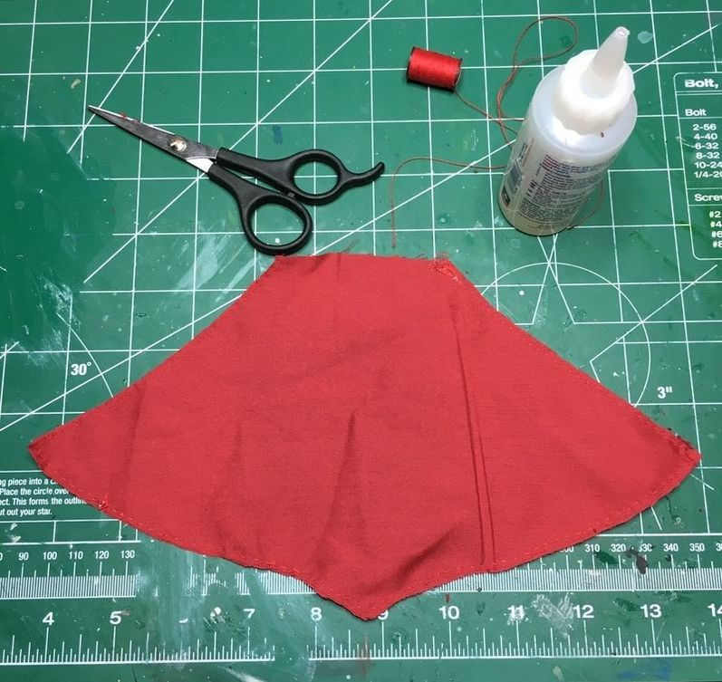 Poseable Cloth Capes